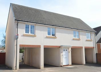 Thumbnail 2 bedroom property for sale in Swallow Way, Cullompton