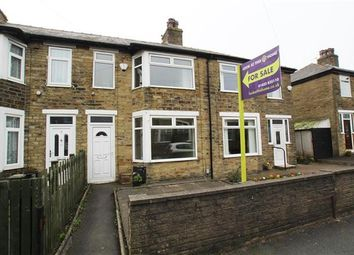 Thumbnail 2 bedroom terraced house for sale in West View Drive, Halifax