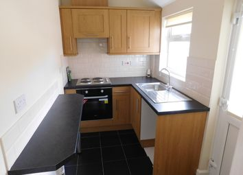 Thumbnail 2 bed terraced house to rent in Park Street, Mansfield Woodhouse, Mansfield