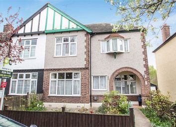 Thumbnail 3 bedroom terraced house for sale in Milton Crescent, Gants Hill, Essex