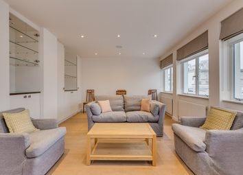Thumbnail 3 bedroom flat to rent in Ebury Street, London