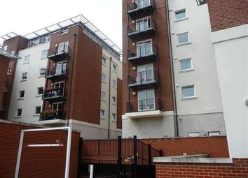 Thumbnail 2 bed flat to rent in Brecon House, The Canal Side, Portsmouth