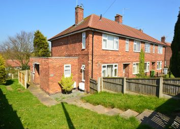 Thumbnail 3 bed flat for sale in Oak Avenue, Blidworth, Mansfield