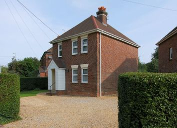 Thumbnail 3 bed detached house for sale in Charlton, Andover