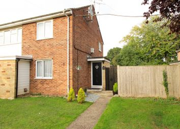 Thumbnail 2 bed flat for sale in Lea Road, Sonning Common