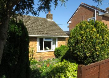 Thumbnail 2 bed terraced bungalow for sale in The Croft, Brigmerston, Durrington, Salisbury