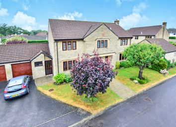 Thumbnail 4 bed detached house for sale in King Alfreds Way, Wedmore