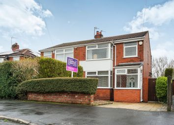 Thumbnail 3 bed semi-detached house for sale in Longworth Avenue, Chorley
