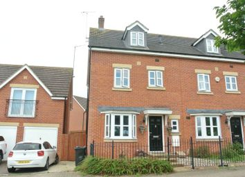 Thumbnail 4 bed terraced house for sale in Hartley Gardens, Gloucester