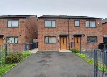 Thumbnail 2 bed terraced house to rent in Whitestone Road, Manchester