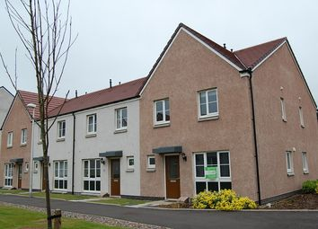 Thumbnail 2 bed end terrace house to rent in Whitehills Square, Cove, Aberdeen