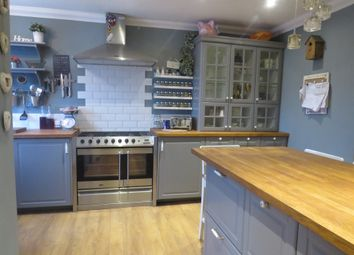Thumbnail 4 bed terraced house for sale in Silkstone Oval, Moorends, Doncaster