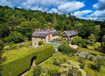 Thumbnail 6 bed detached house for sale in Hindhead Road, Haslemere, Surrey