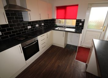 Thumbnail 3 bed end terrace house to rent in York Square, Shildon