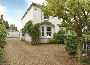Thumbnail 3 bedroom semi-detached house for sale in Windlesham, Surrey