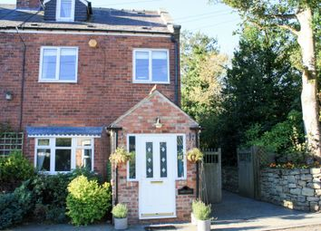 Thumbnail 3 bed semi-detached house for sale in Side Lane, Hepscott, Morpeth Northumberland