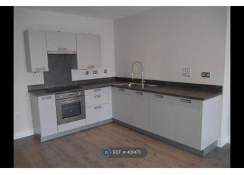 Thumbnail 2 bedroom flat to rent in Geneva House, Peterborough