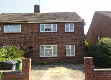 Thumbnail 1 bed semi-detached house to rent in Chaucer, Wellingborough