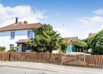Thumbnail 4 bed cottage for sale in Fleet End Road, Warsash, Southampton