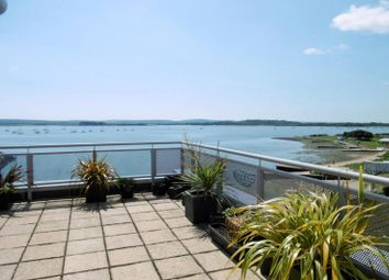 Thumbnail 3 bed flat to rent in Stone Close, Hamworthy, Poole