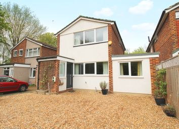 Thumbnail 4 bed detached house for sale in Glebelands, Claygate, Esher