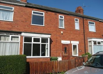 Thumbnail 3 bedroom terraced house to rent in Spring Bank, Grimsby