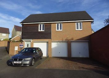 Thumbnail 1 bed flat to rent in Limekiln Close, Cinderford