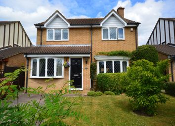 Thumbnail 4 bed detached house for sale in Calverley Close, Bishop's Stortford