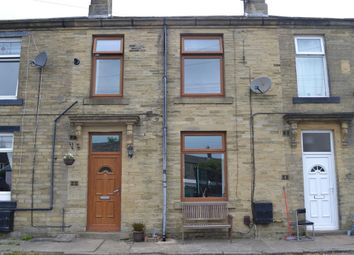 Thumbnail 2 bed terraced house for sale in Springfield, Queensbury, Bradford