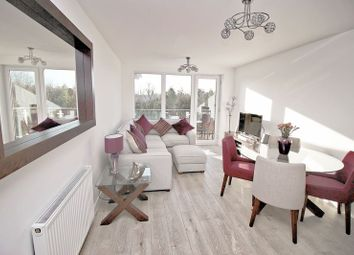Thumbnail 1 bed flat for sale in Willow Close, Snodland