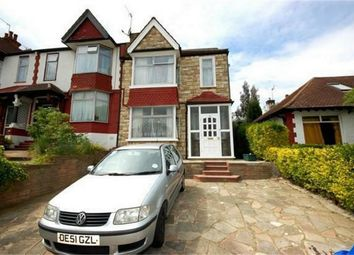 Thumbnail 5 bed semi-detached house for sale in Manor Drive HA9, Wembley, Greater London