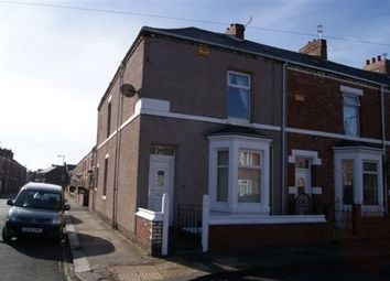 Thumbnail 2 bed end terrace house to rent in Collingwood Terrace, Blyth
