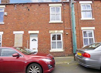 Thumbnail 2 bedroom terraced house for sale in Ashton Street, Easington Colliery, Peterlee