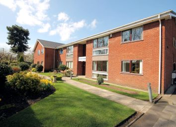 Thumbnail 2 bed flat for sale in Manor Park South, Knutsford