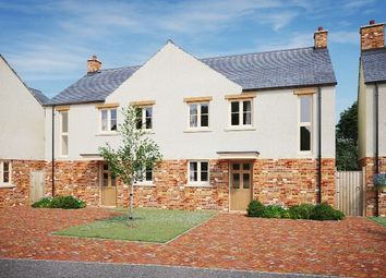 Thumbnail 3 bed semi-detached house for sale in Well Lane, Curbridge