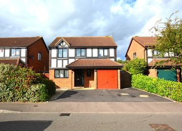 Thumbnail 4 bed detached house for sale in Burghley Avenue, Bishop's Stortford