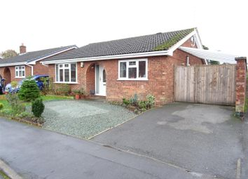 Thumbnail 3 bed detached bungalow for sale in Springfield, Thringstone, Leicestershire