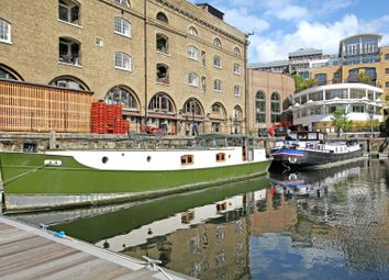 Thumbnail 3 bed houseboat for sale in St Katharine Docks, London
