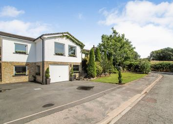 Thumbnail 4 bed detached bungalow for sale in Paddock Way, Storth, Milnthorpe