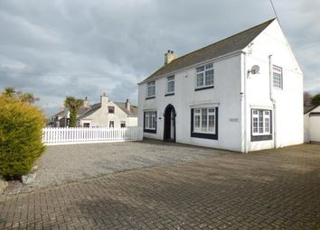 Thumbnail 4 bed detached house for sale in Moelfre, Sir Ynys Mon, Anglesey