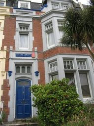 Thumbnail 7 bed town house to rent in Lipson Road, Greenbank, Plymouth