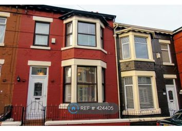 Thumbnail 3 bed terraced house to rent in Thurston Road, Liverpool