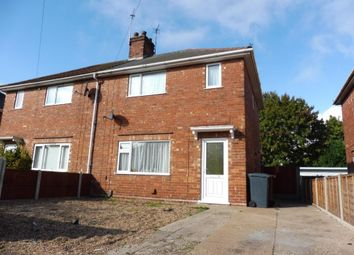 Thumbnail 2 bed semi-detached house to rent in Usher Avenue, Lincoln