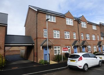 Thumbnail 3 bed end terrace house for sale in Hardys Road, Bathpool, Taunton