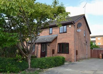 Thumbnail 3 bedroom semi-detached house to rent in Attlee Close, Spinney Hill, Northampton