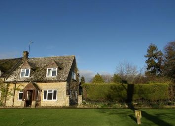 Thumbnail 3 bed semi-detached house for sale in Buckland, Broadway