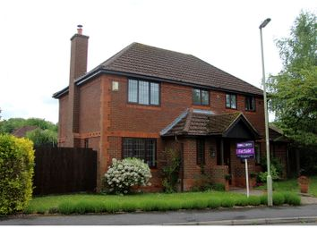 Thumbnail 4 bed detached house for sale in The Mews, Tadley