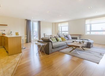 Thumbnail 3 bed flat for sale in Limeharbour, London
