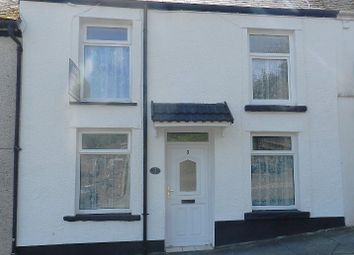 2 bed terraced house for sale in Cross Lake Street, Ferndale Rhondda CF43