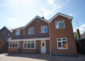 Thumbnail 5 bed detached house to rent in Hazel Grove, Duffield, Belper